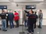 10.03.2016 Ausbildung mit der Führungsunterstützungsgruppe des Saar-Pfalz-Kreises